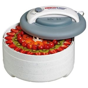 THE BEST FOOD DEHYDRATORS: NESCO FD-61WHC