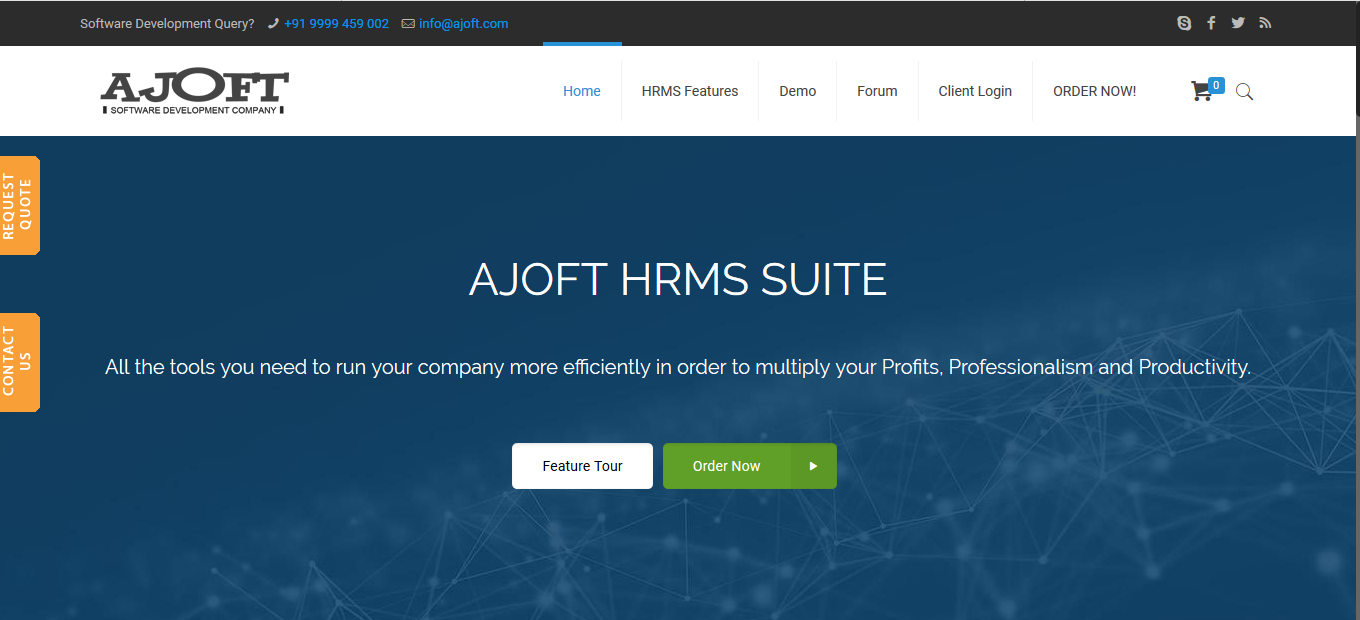 Why Should you implement Ajoft HRMS Suite in your organization