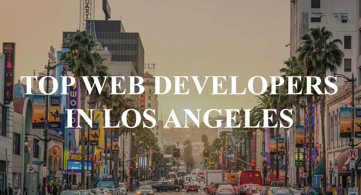 BEST WEB DEVELOPMENT COMPANIES IN LOS ANGELES