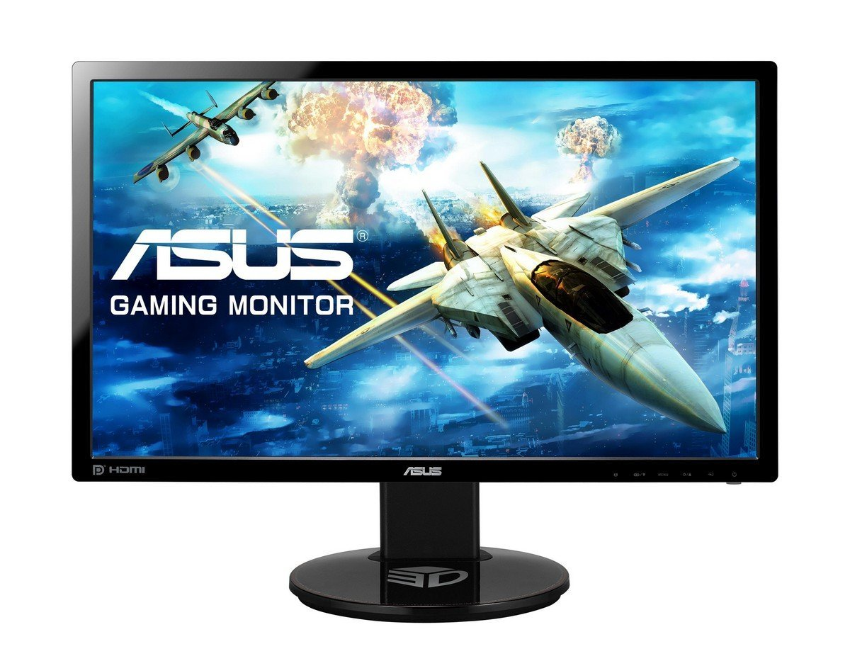 ASUS VG248QE 144hz Gaming Monitor review