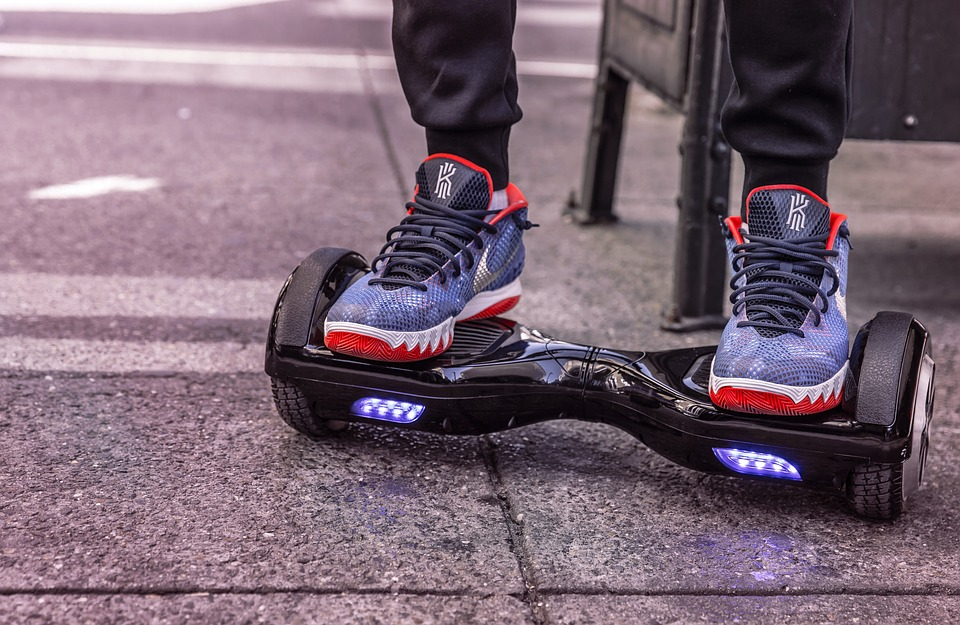 All about the hoverboards