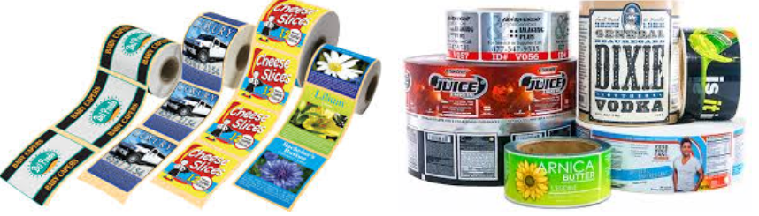 Need Stickers? Here's 4 ways to achieve your perfect label.