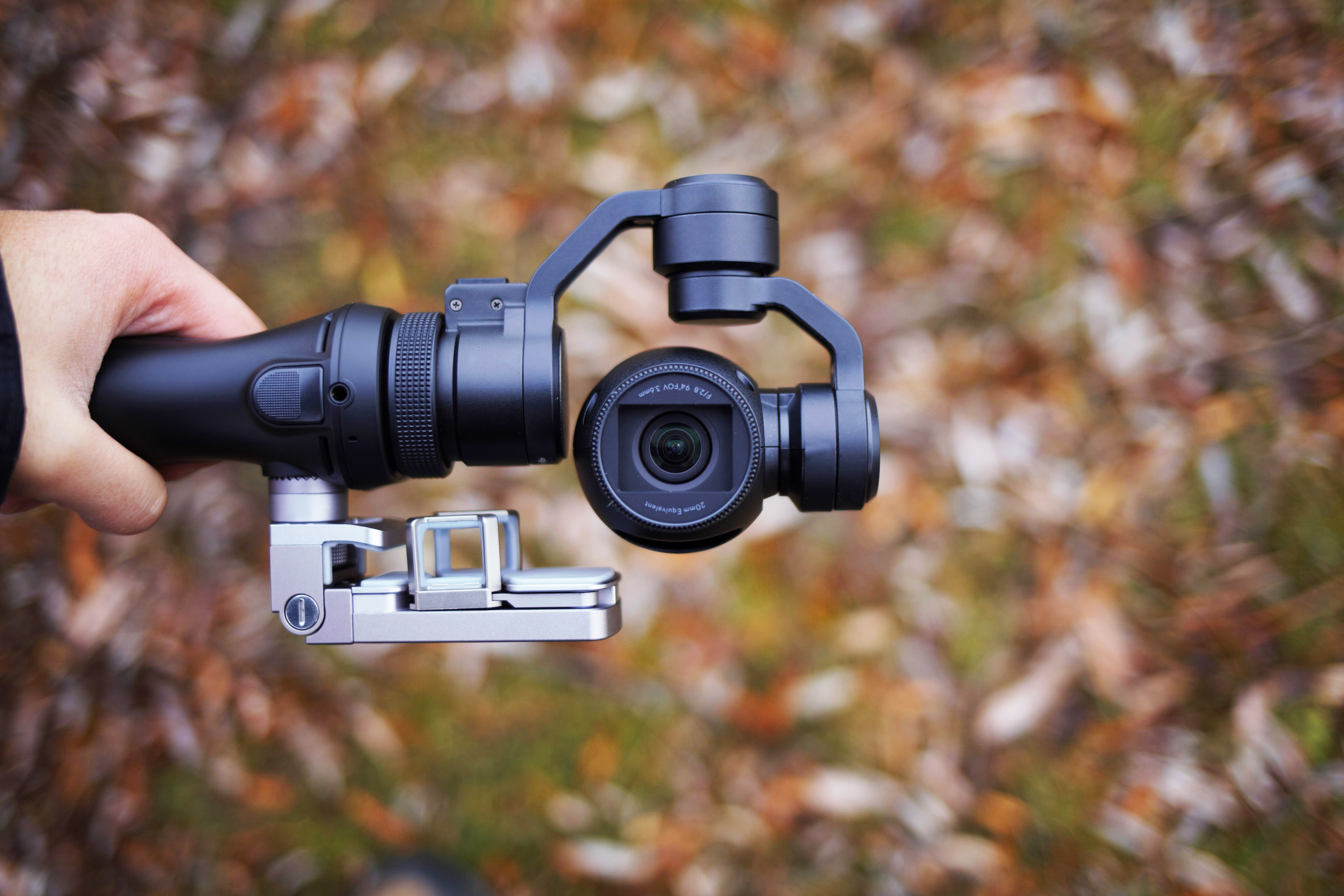 DJI Revolutionizes the Future of Filmmaking with New Smartphone Gimbal