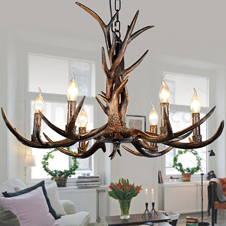 Is An Antler Chandelier For You