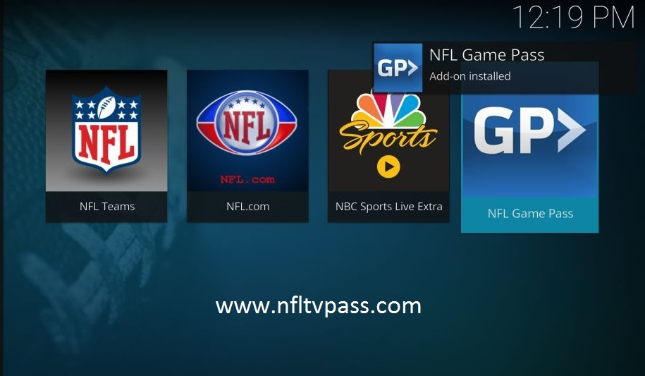 How to watch NFL Live Stream with Cable TV channels.
