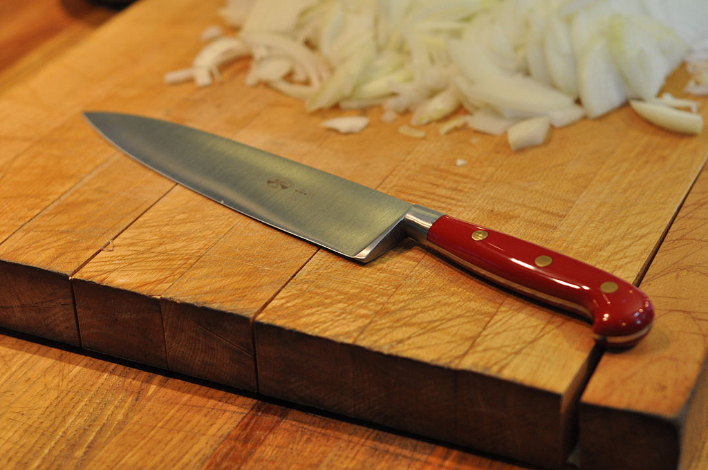 The Best Chef Knives  – Japanese or German ?