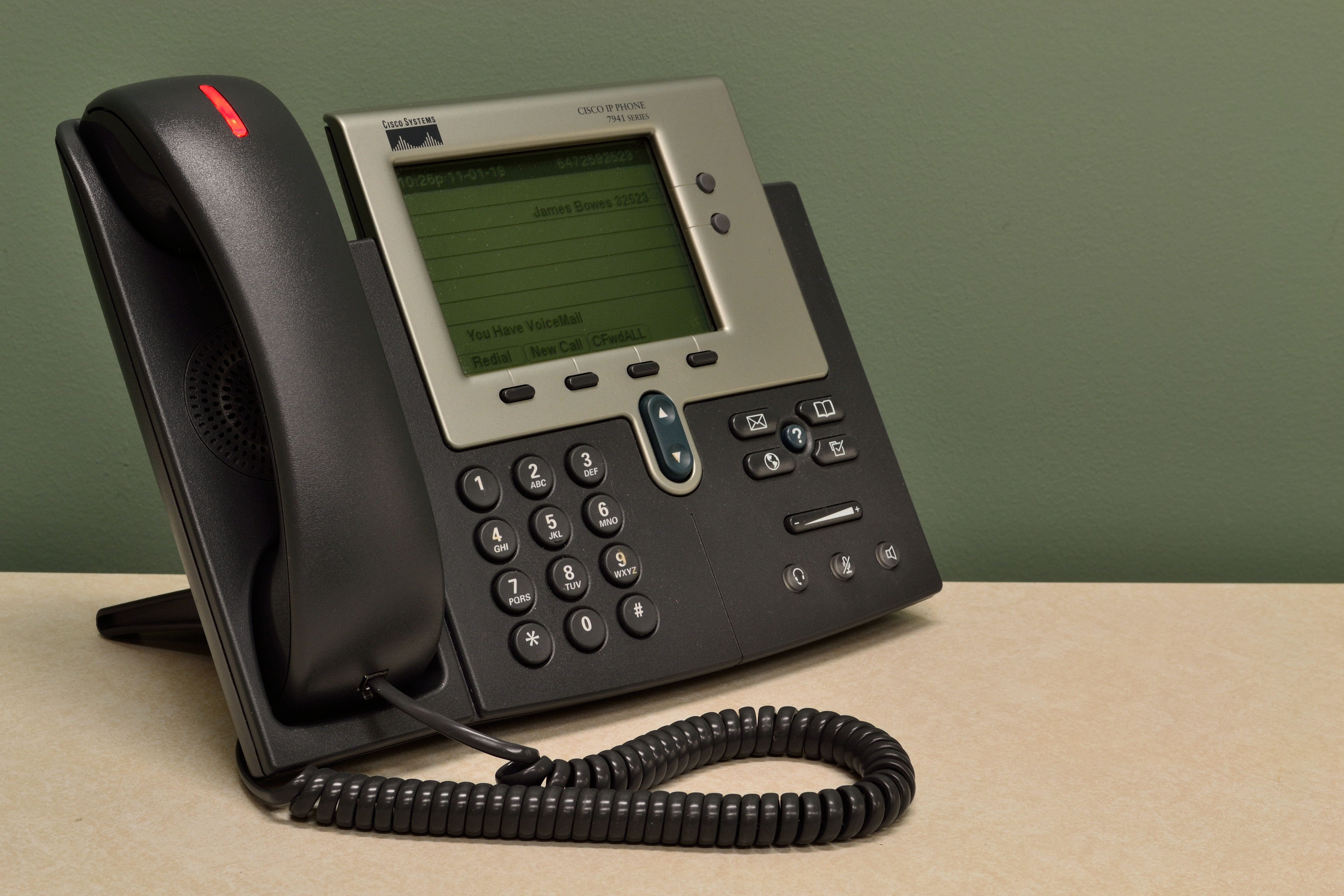 How Business IP Phones Work