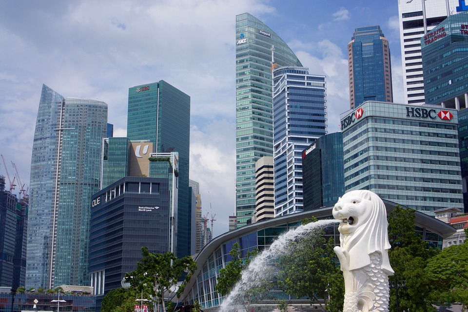 How Singapore Became The Financial Capital Of Asia