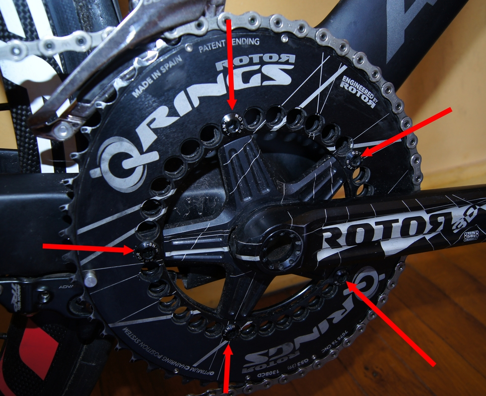 Changing your bike crankset. Here's how to do it