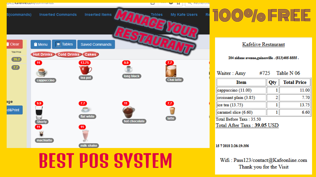 The Top 3 POS Systems And Their Reviews