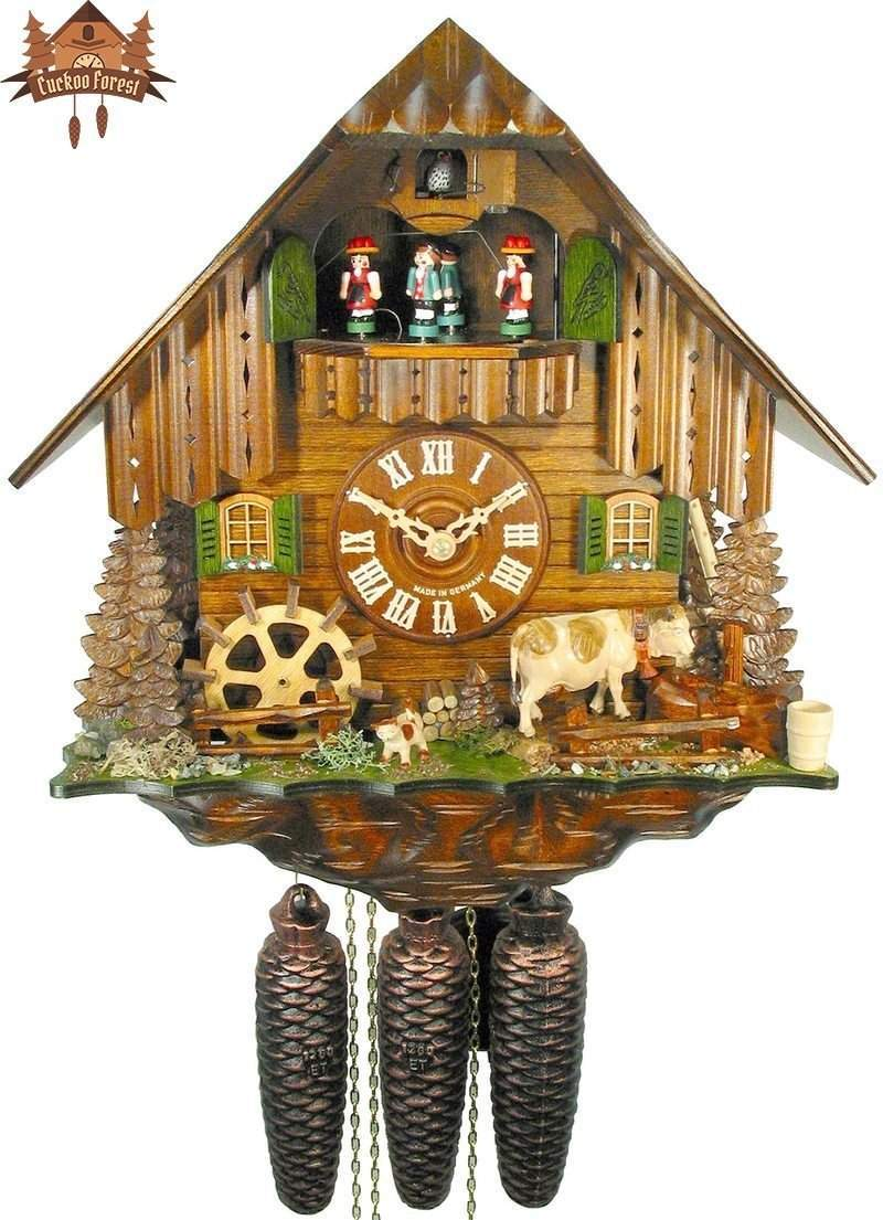 Best Selling Cuckoo Clocks from Cuckoo Forest