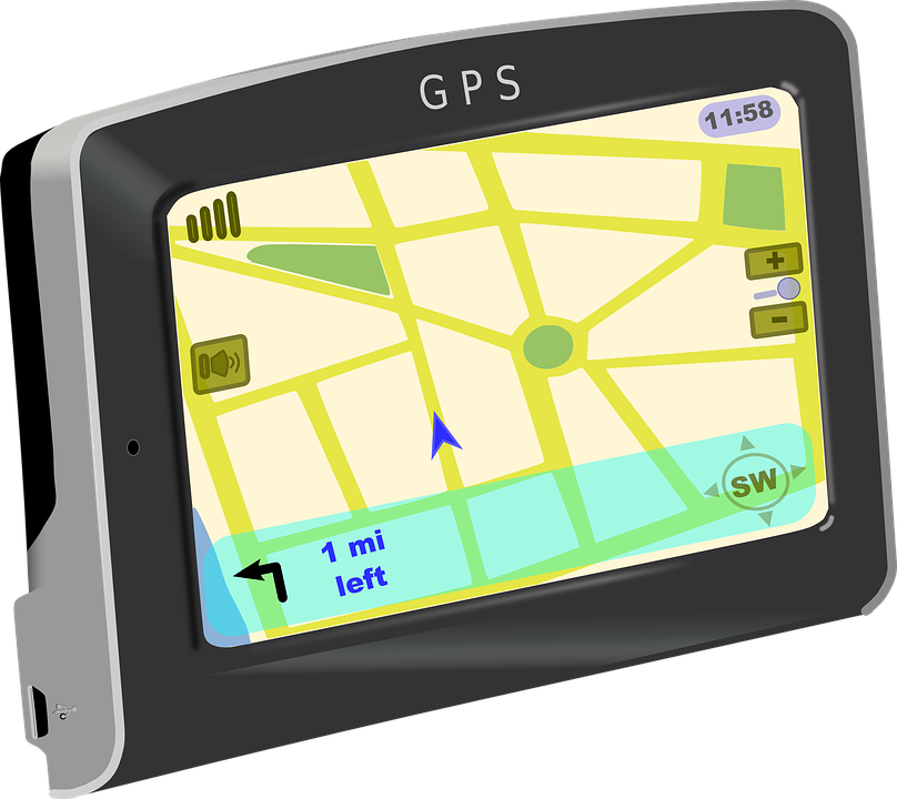 Using GPS Update To Keep Finding The Right Path