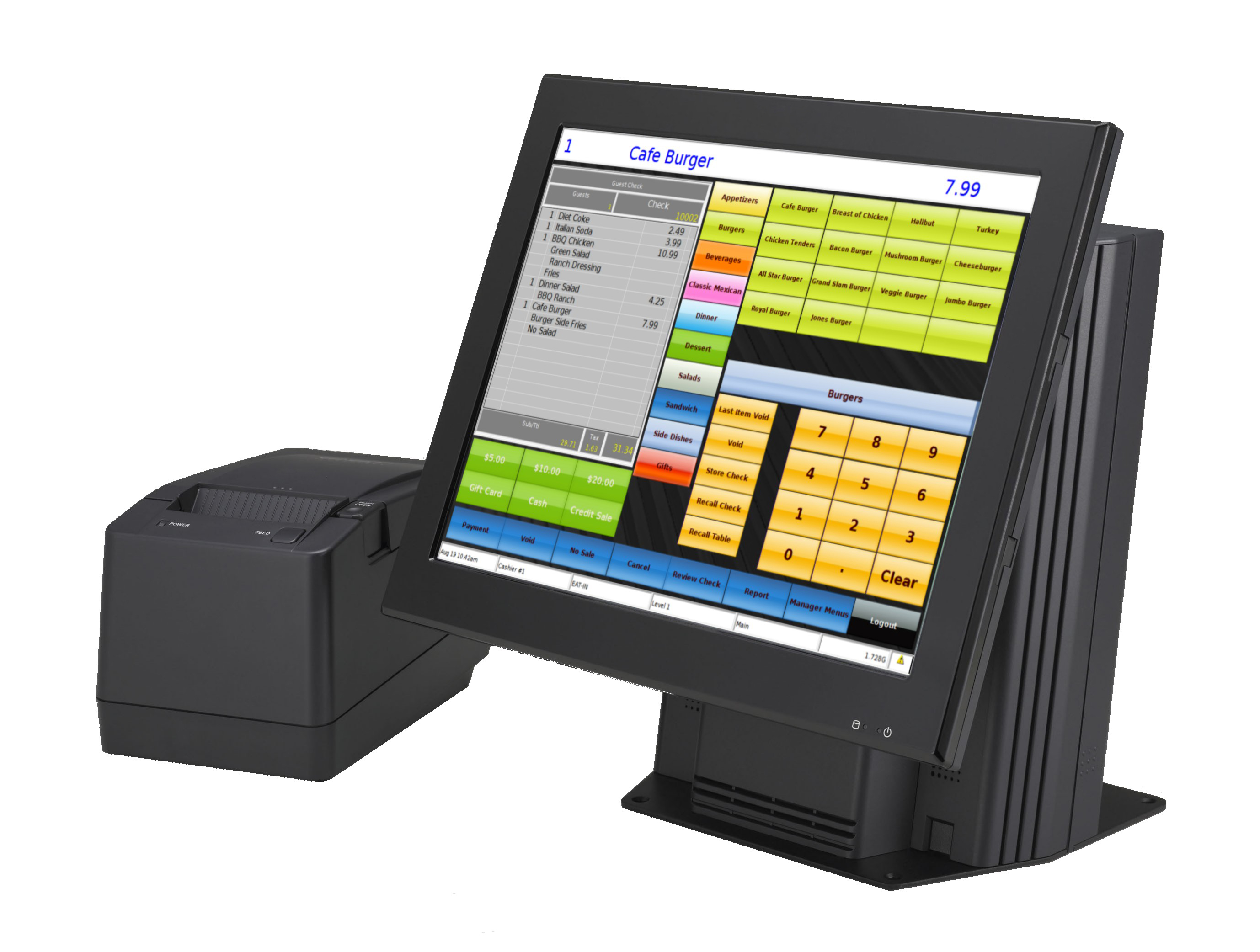 How to Choose the Right Hardware for Your POS System