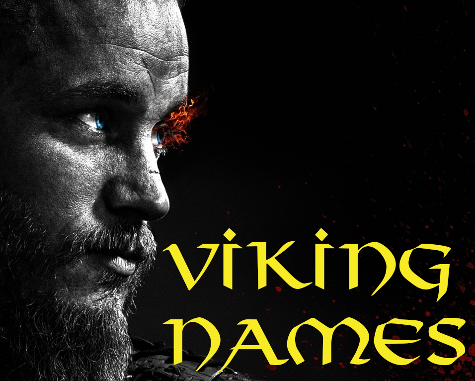 The Vikings and Their Names