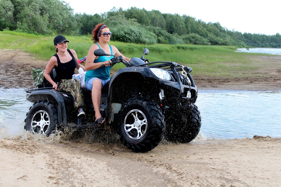 Top 5 ATV Trails Outside of USA
