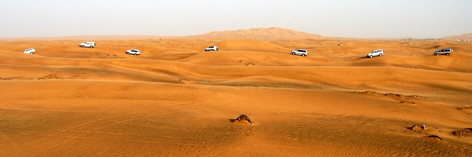 Getting the best of desert safari in Dubai