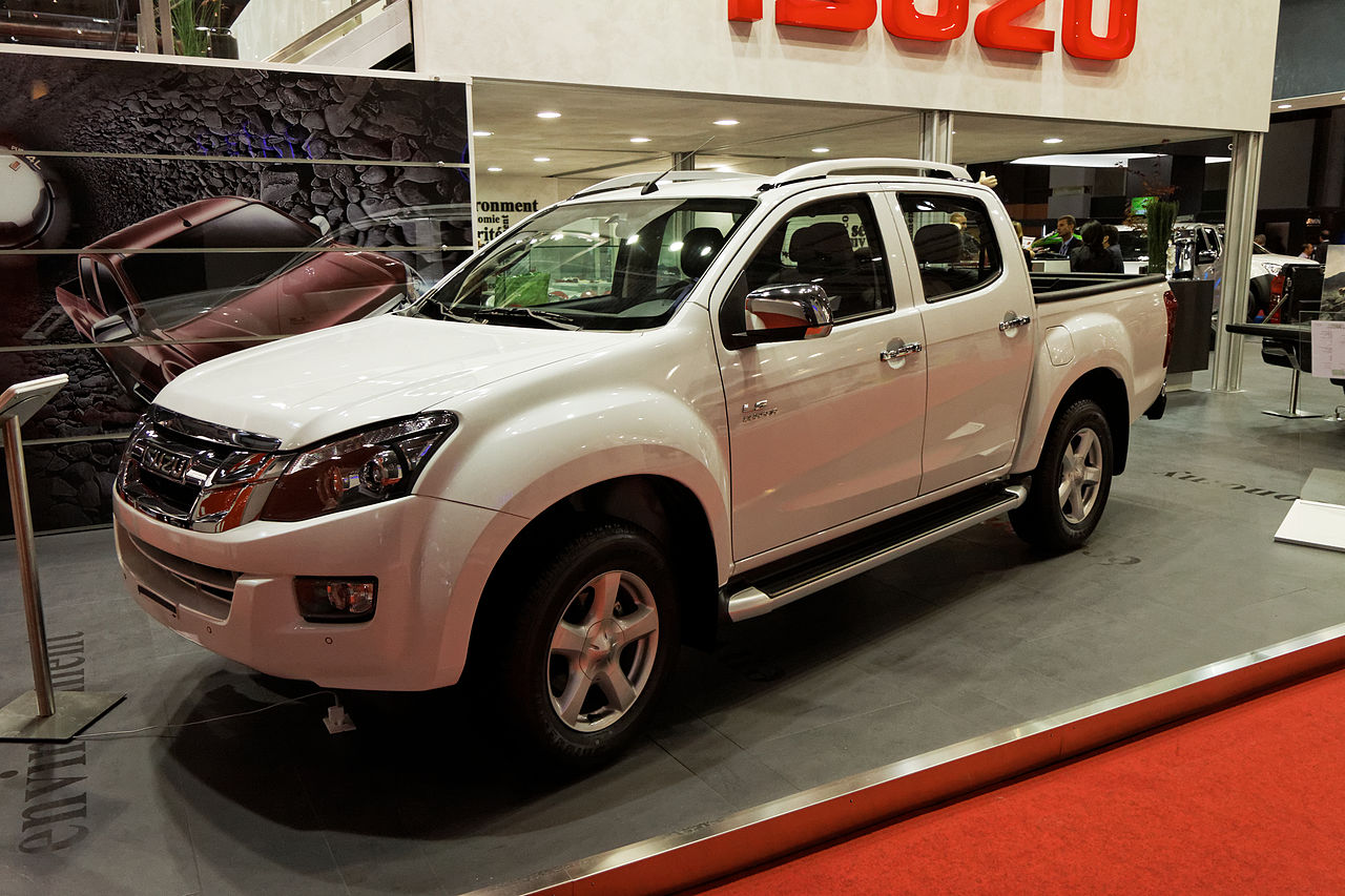 Isuzu Heavy Duty Cooling