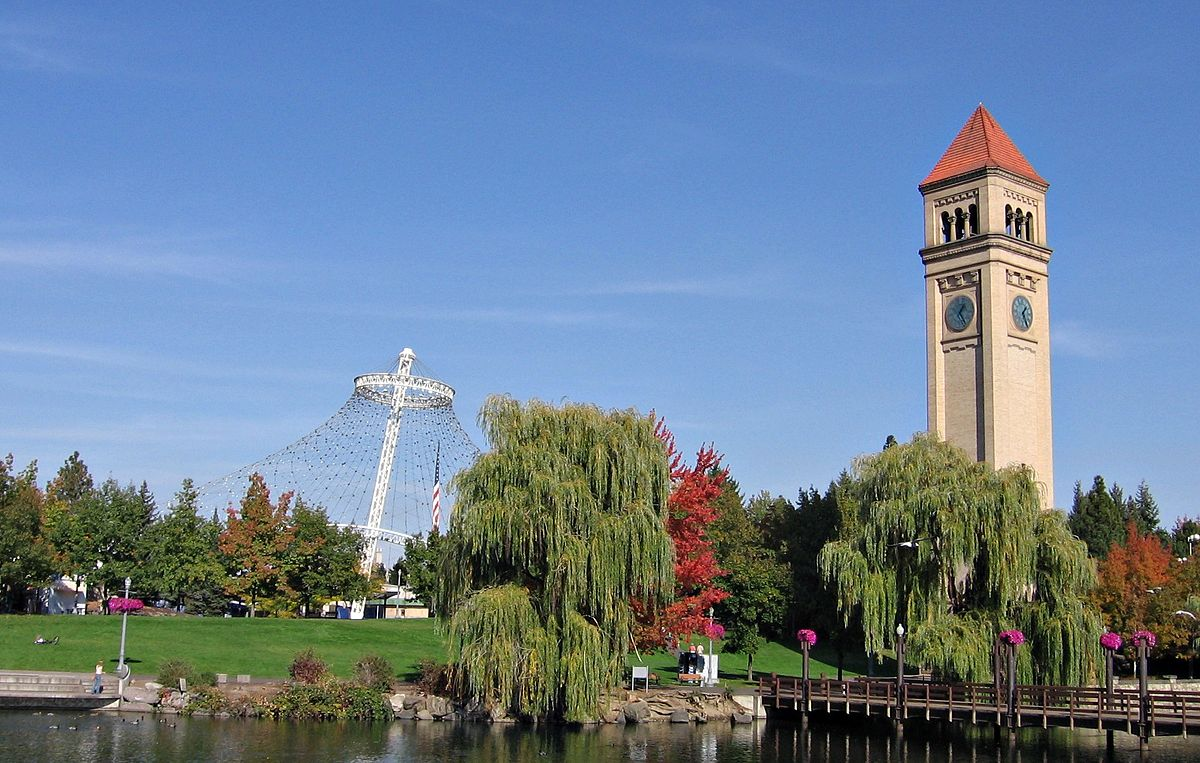 What to do and visit in Spokane, Washington?