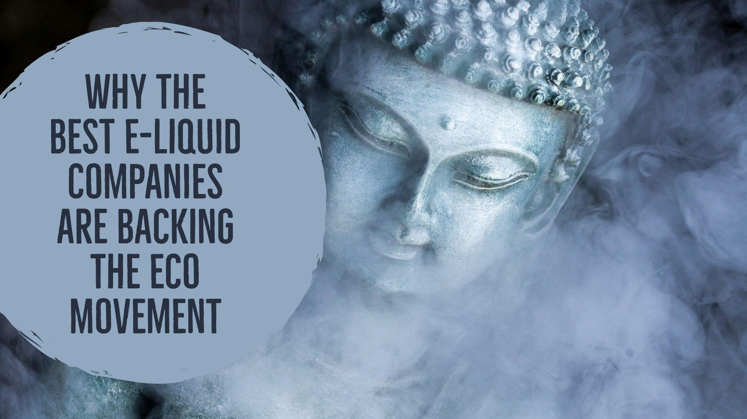 Why the Best E-Liquid Companies are now Backing the Eco-Movement:
