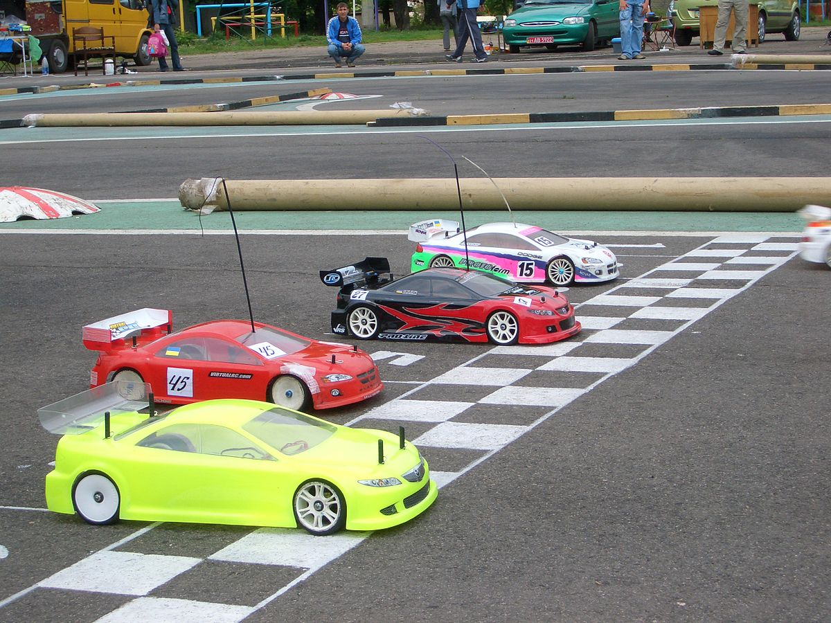 Discovering the Secret Hobby of RC Racing Cars