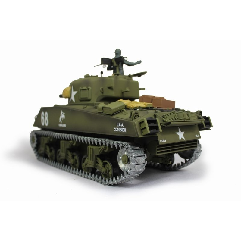 RC Panzer Depot Tanks – A Review