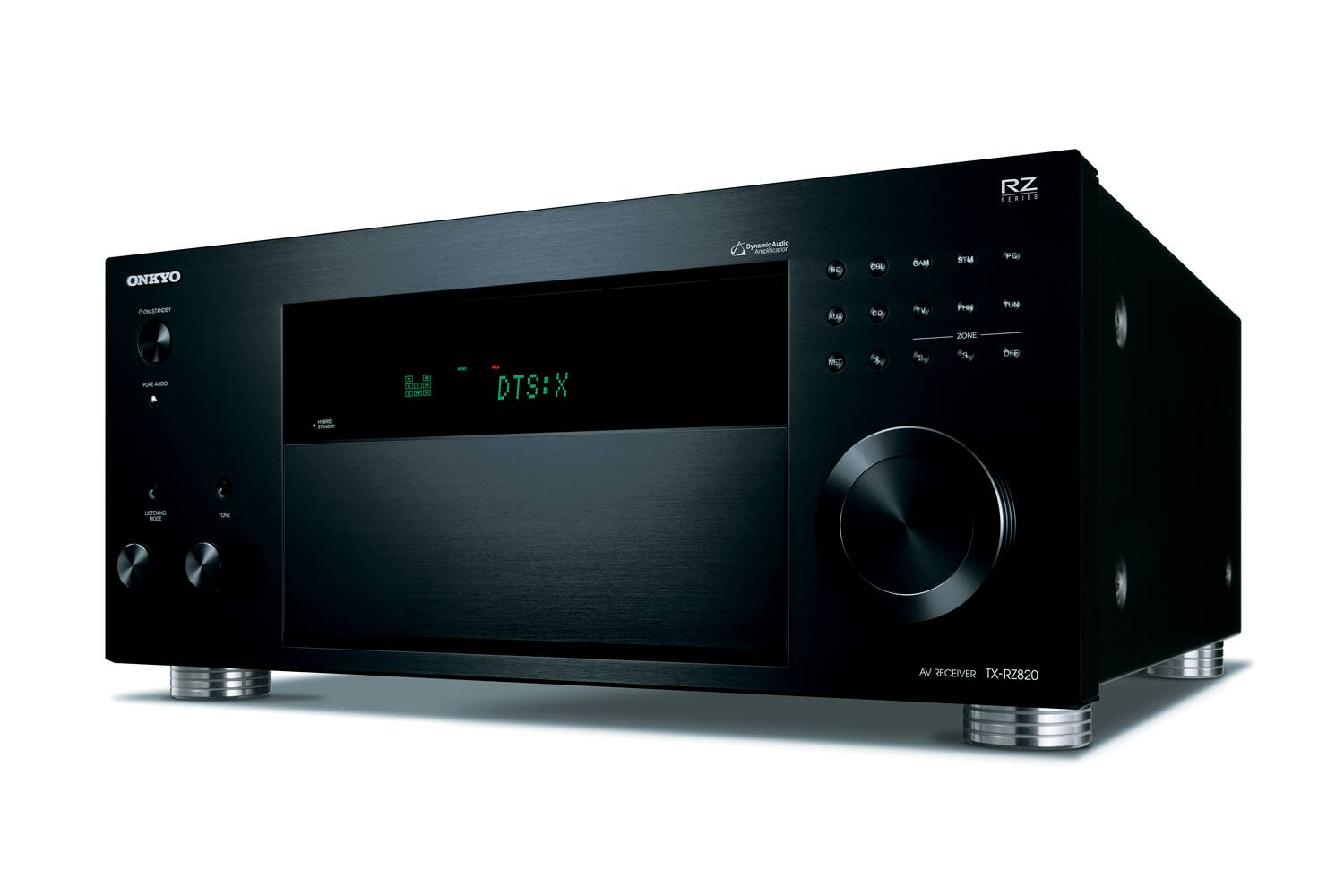 Review Of The Onkyo tx-rz820