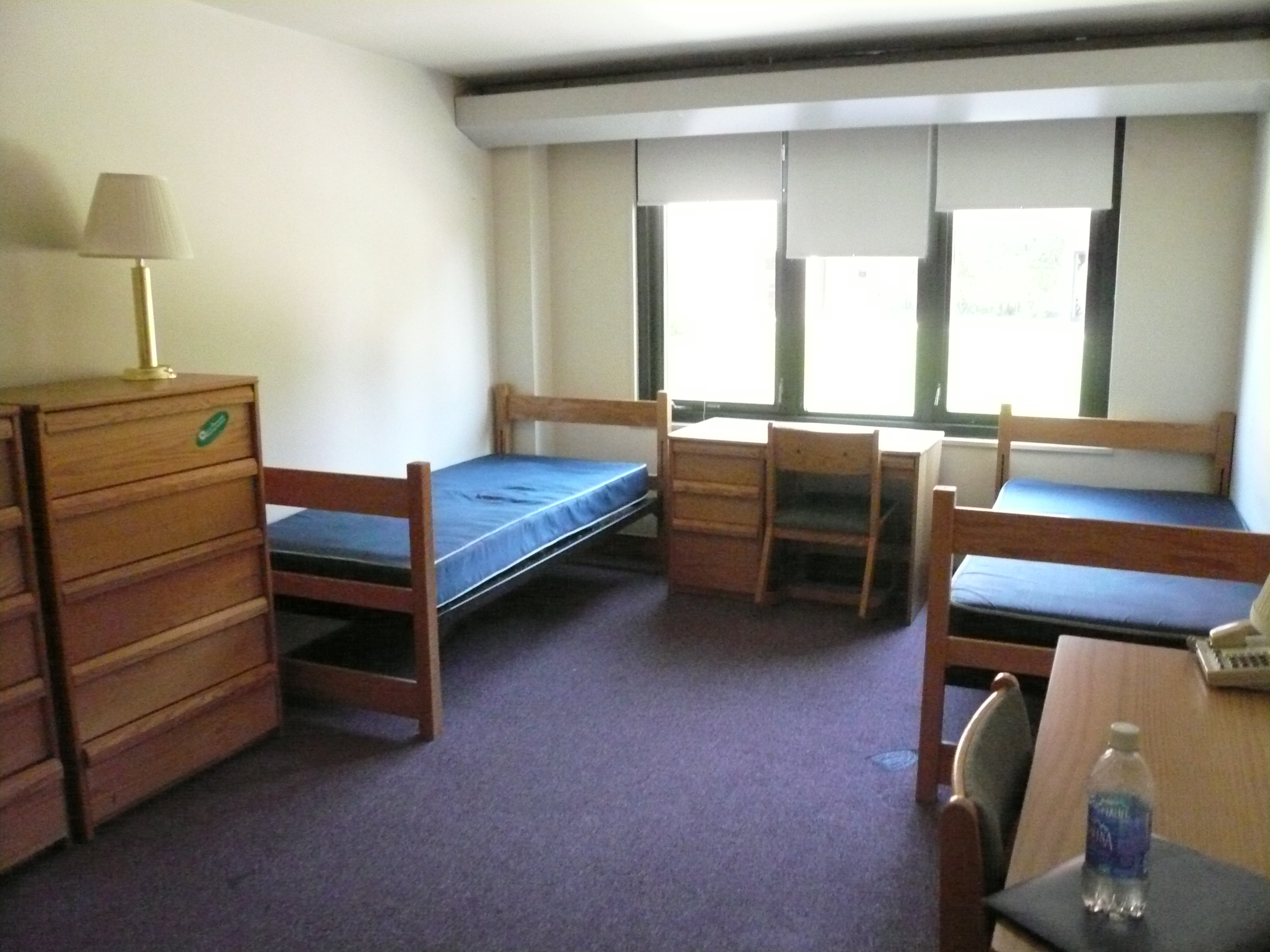 Pros and Cons of living in the dorms as a student