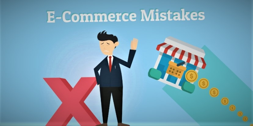 Don't make these 8 mistakes in your E-commerce business