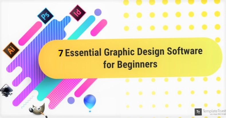 7 essential graphic designer software's you can't live without