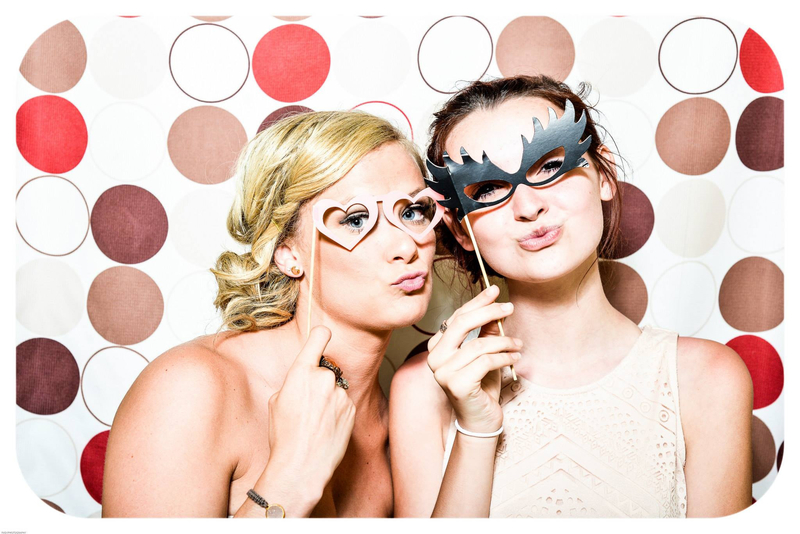 Why you should do an open-air photo booth set up in your event