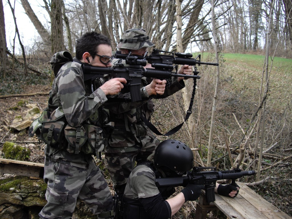 7 Reasons to Start Playing Airsoft