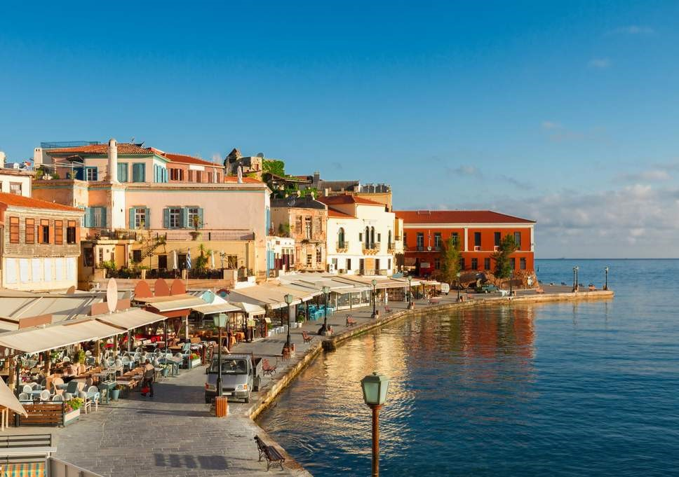 Is Chania the most beautiful city to start your vacation in Crete?