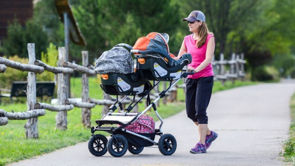 5 Benefits of Double Jogging Stroller for Infants and Toddlers