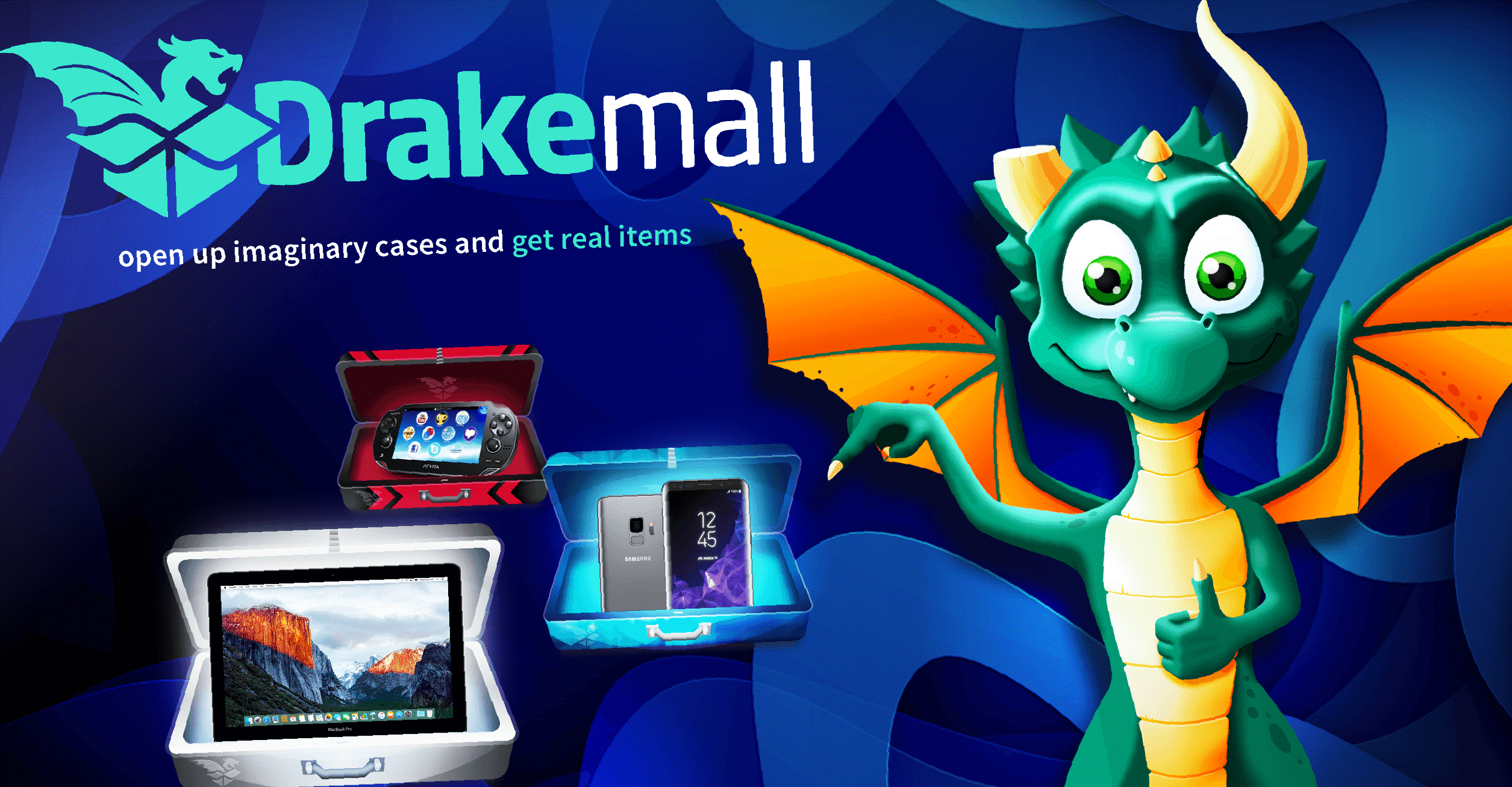 Like mystery box websites? Here's why you need to try DrakeMall.com – review