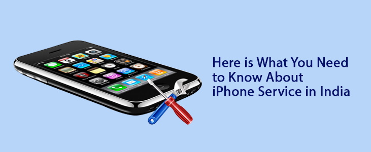 Here is What You Need to Know About iPhone Service in India