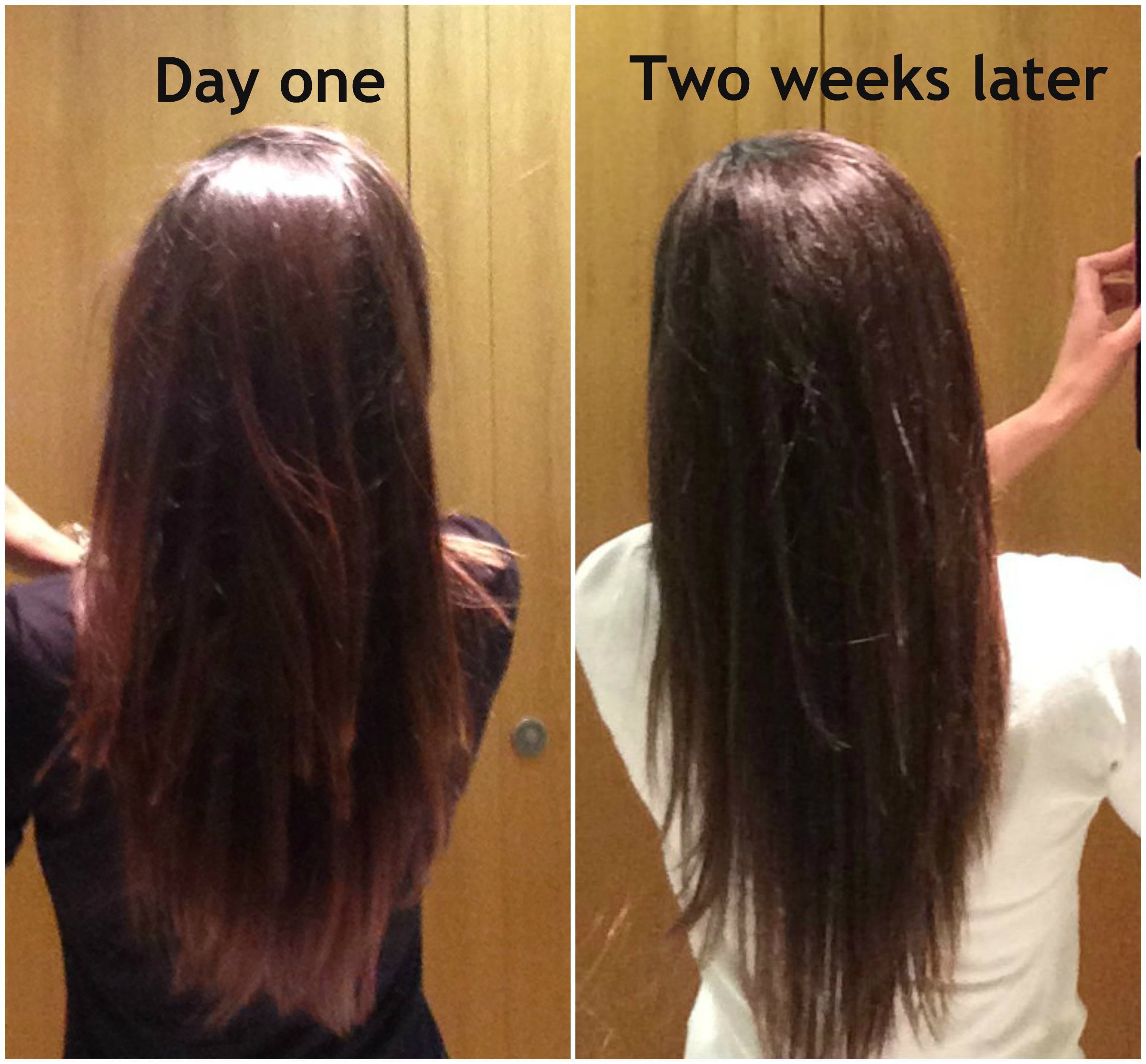 My 90 Day Hair Growth Journey with It Really Works Vitamins {Before and after pics}