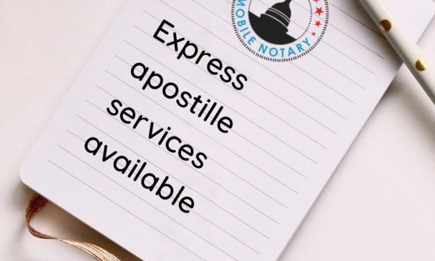 The Difference Between Apostille And Authentication