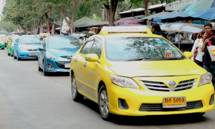 The Role of Mobile Apps in Taxi Industries