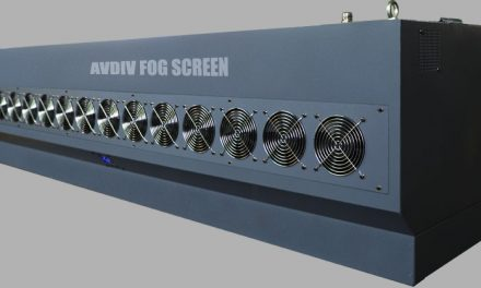All about Fog Screens