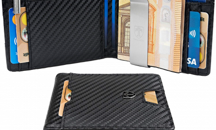 The Latest Billfold – Moneyclip is just what you need