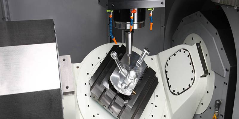 Why You Should Choose 5-Axis CNC Services