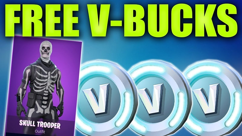 Fortnite Hacks and Cheats – Unlimited Free V-Bucks