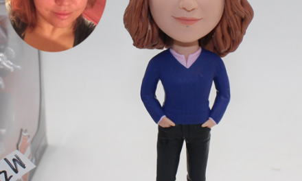 Custom Bobbleheads – How Do I Get A Personalized Bobblehead?