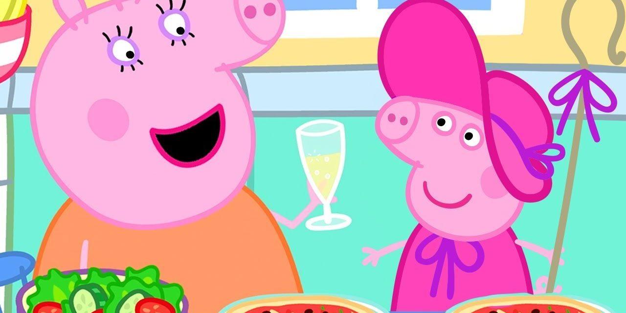 Peppa Pig and Kids