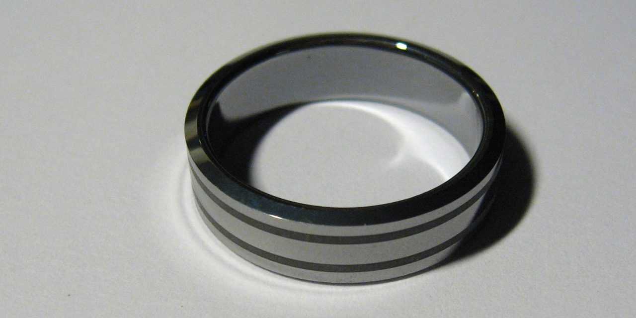 The Best Way to Care For Tungsten Wedding Bands