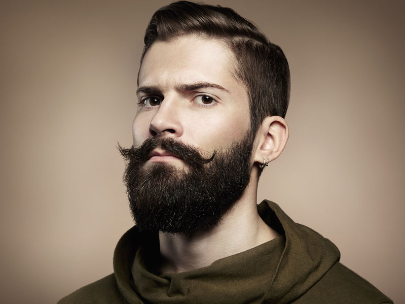 verdi styled beard