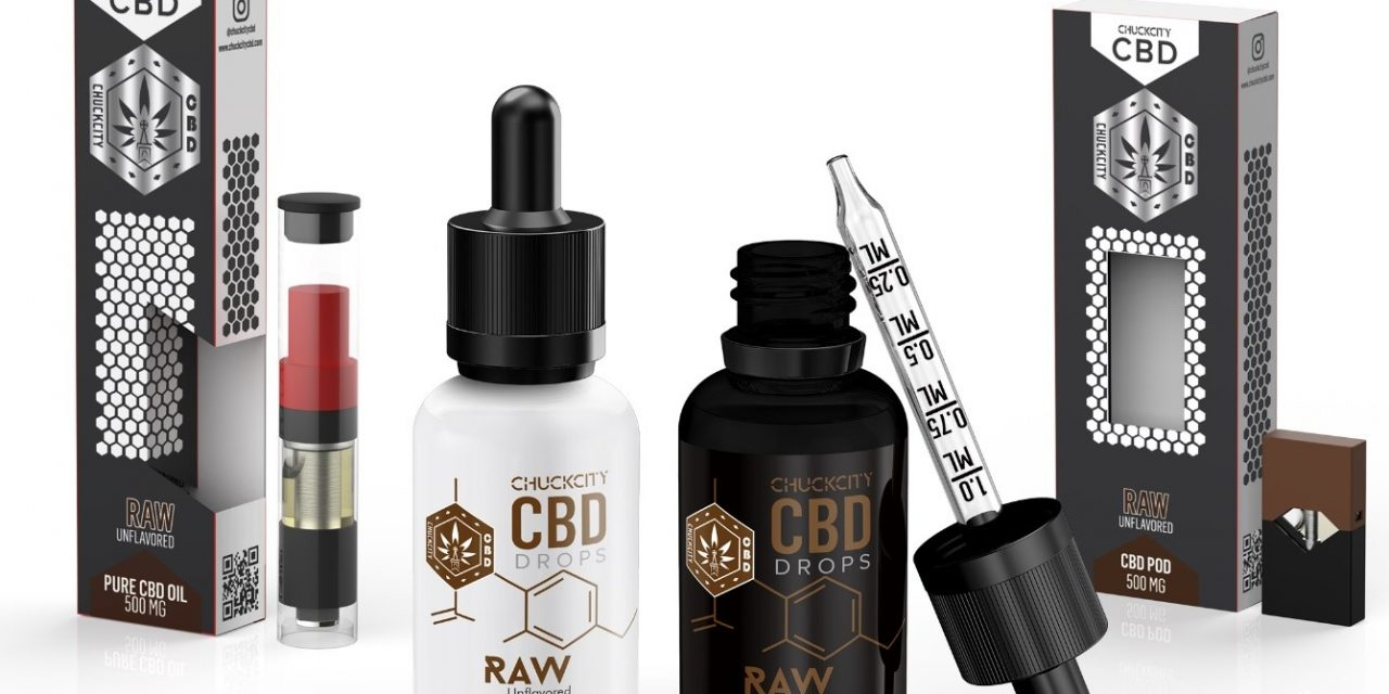 Chuck City CBD: Bringing You the Best Benefits of CBD