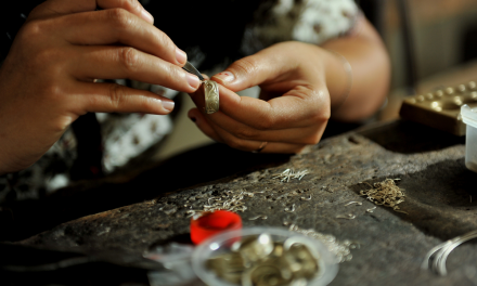 Handmade Jewellery and its advantages of buying