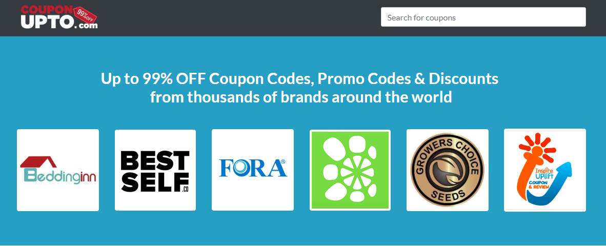 What makes Couponupto different from other coupon sites?