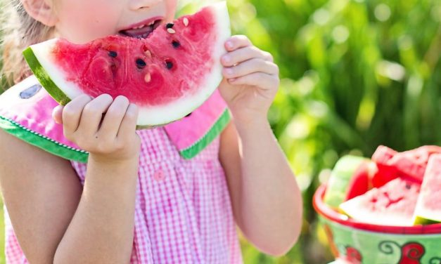 Why You Must Inculcate Healthy Eating Habits in Your Child